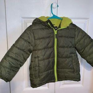 Boys Osh Kosh B'gosh winter coat size 6